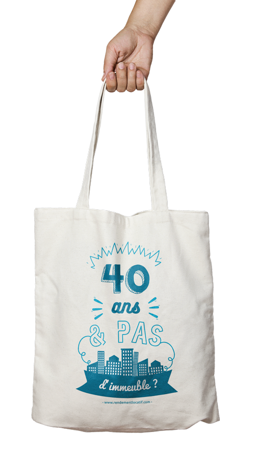 Totebag – Immobilier