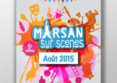 Festival culturel Marsan sur Scènes