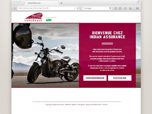 Landing Page – Indian Motorcycle