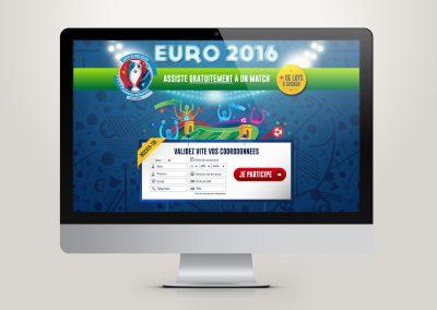 Jeu concours Euro 2016