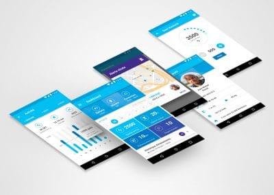 Ikarya – App mobile